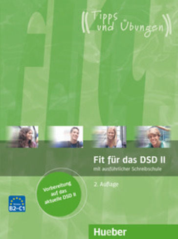 Fit fur das DSD. Ubungsbuch. Per le Scuole superiori. Con CD Audio. 2.