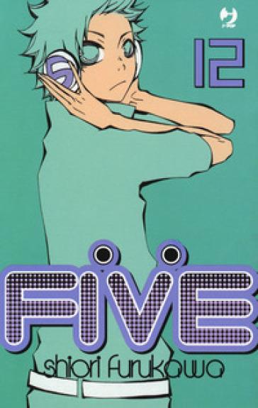 Five. 12. - Shiori Furukawa | Ericsfund.org