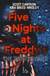 Five nights at Freddy s. The twisted ones. 2.