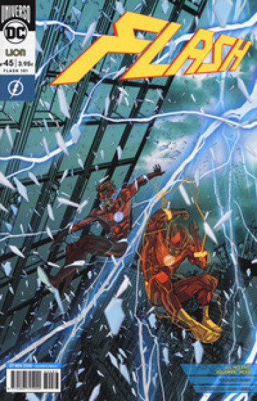 Flash. 45. - C. Alviggi | Thecosgala.com