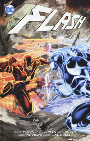 Flash. 6: Tempo scaduto - Robert Venditti |