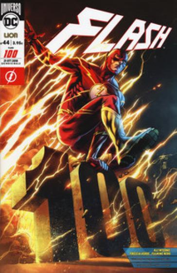 Flash. Ediz. variant. 44. - M. J. D'Auria |