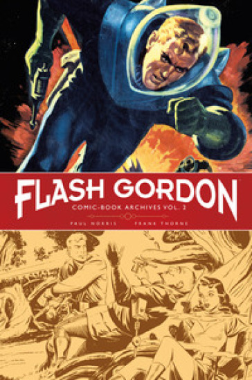 Flash Gordon. Comic-book archives. 2. - Paul Norris | Jonathanterrington.com
