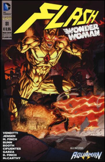 Flash. Wonder Woman. 31. - Robert Venditti pdf epub