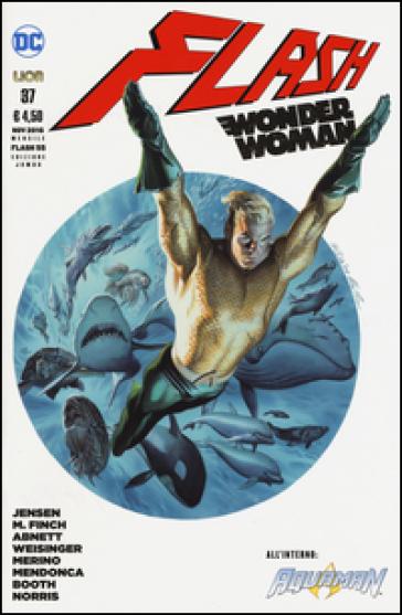 Flash. Wonder Woman. 37.