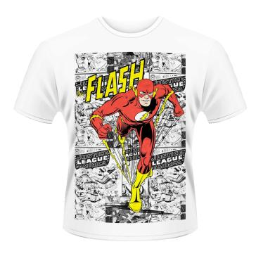 Flash comic strip