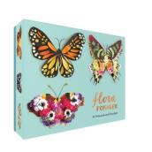 Flora Forager Butterfly Notecards