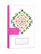 Flower Mandala Week-At-A-Glance Diary
