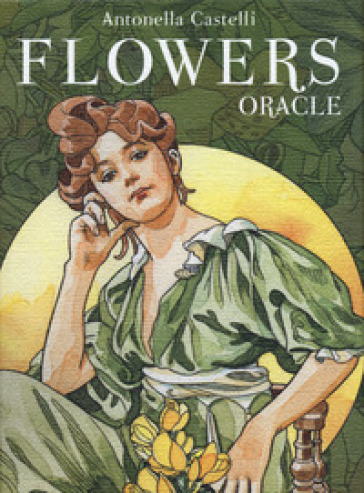 Flowers oracle. Ediz. multilingue. Con Carte - Antonella Castelli |
