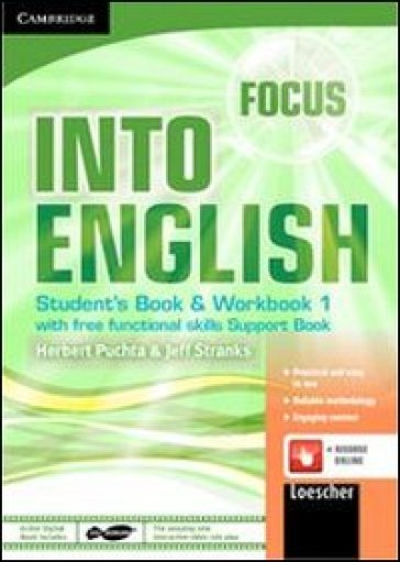 Focus into english. Per le Scuole superiori. Con CD Audio. Con CD-ROM. 1.