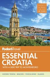 Fodor s Essential Croatia