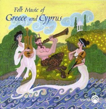 Folk music of greece & cy