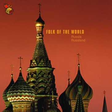 Folk of the world-russia