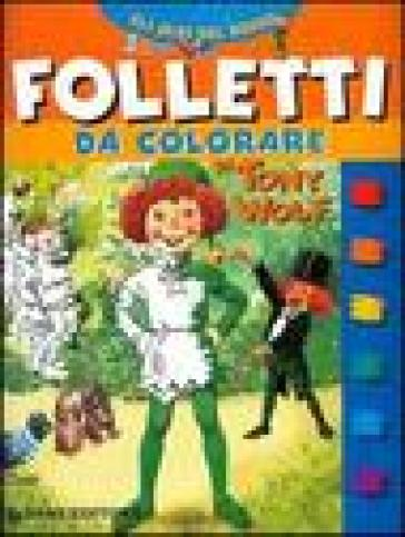 Folletti da colorare