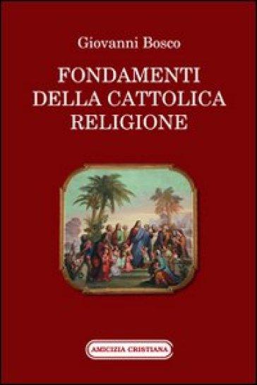 Fondamenti della cattolica religione