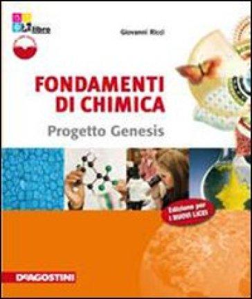 Fondamenti di chimica. Per le Scuole superiori. Con espansione online - Giovanni Ricci |