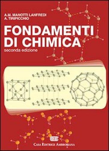 Fondamenti di chimica con esercizi anna m manotti for Libri universitari on line