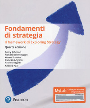 Fondamenti di strategia. Ediz. Mylab. Con Contenuto digitale per download e accesso on line - Gerry Johnson pdf epub