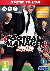 Football Manager 2018 Ltd. Ed.