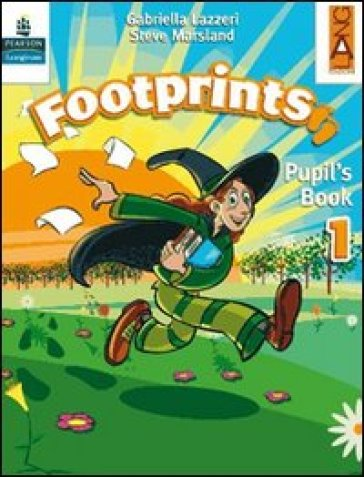 Footprints. Activity book. Per la 5ª classe elementare - Gabriella Lazzeri |