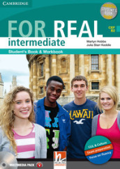 For Real. Multimedia Pack. Level Intermediate. Per le Scuole superiori. Con CD Audio. Con CD-ROM. Con espansione online
