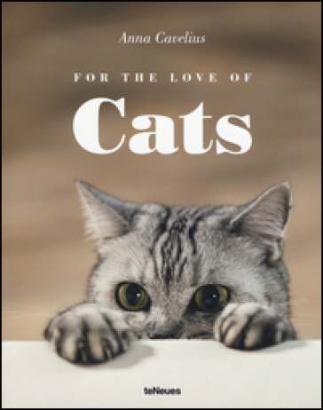 For the love of cats - Anna Cavelius pdf epub