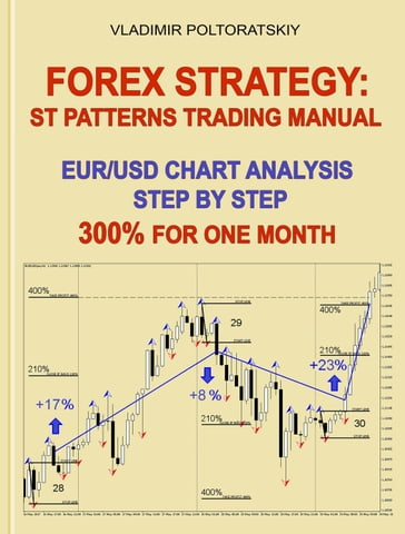 Forex Strategy: ST Patterns Trading Manual, Chart Analysis Step by Step, 300% for One Month