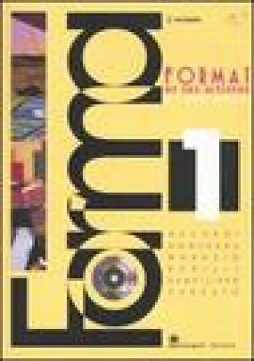 Forma 1 e i suoi artisti. Accardi, Consagra, Dorazio, Perilli, Sanfilippo, Turcato. Catalogo della mostra. Ediz. francese. Con CD-ROM - S. Lux |