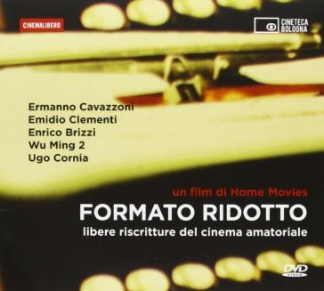 Formato ridotto. Libere riscritture del cinema amatoriale. DVD. Con libro - A. Bigini |