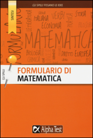 Formulario di matematica - Loredana Mola | Thecosgala.com