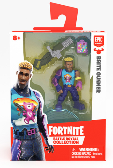 Fortnite Personaggi 5 cm Serie 2 Ass.to