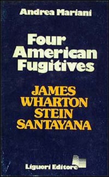 Four american fugitives