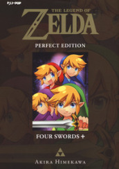Four swords. The legend of Zelda. Perfect edition