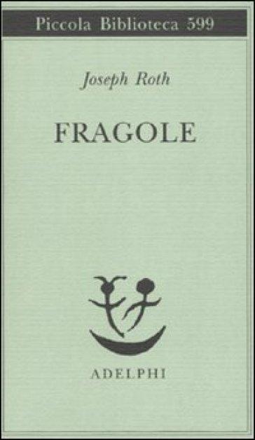 Fragole - Joseph Roth pdf epub