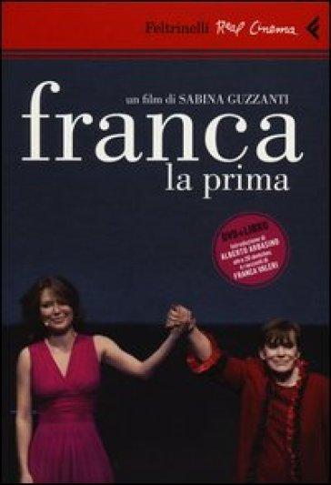 Franca la prima. Con DVD - Sabina Guzzanti  