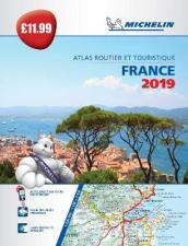 France 2019 - PB Tourist & Motoring Atlas