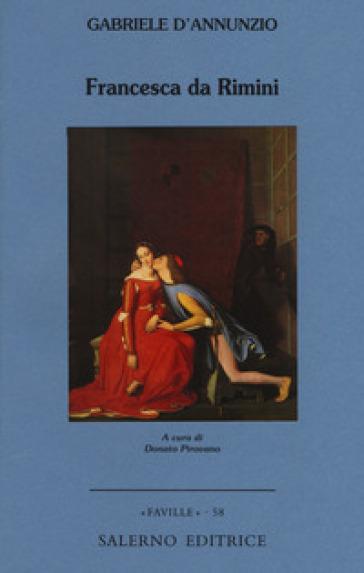 Francesca da Rimini - Gabriele D'Annunzio | Thecosgala.com