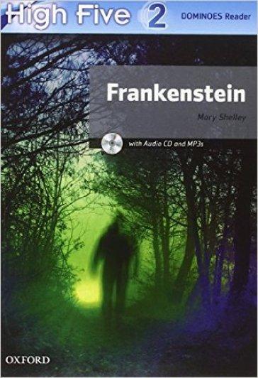 Frankenstein. Dominoes. Livello 1. Con CD-ROM. Con espansione online - Mary Shelley |