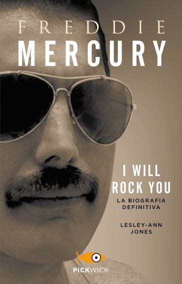 Freddie Mercury. I will rock you. La biografia definitiva - Lesley-Ann Jones | Rochesterscifianimecon.com