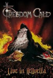 Freedom Call - Live In Hellvetia (2 Dvd)