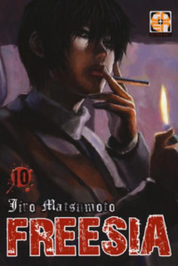 Freesia. 10. - Jiro Matsumoto   Jonathanterrington.com