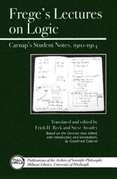 Frege s Lectures on Logic