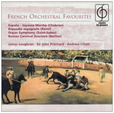 French orchestral works