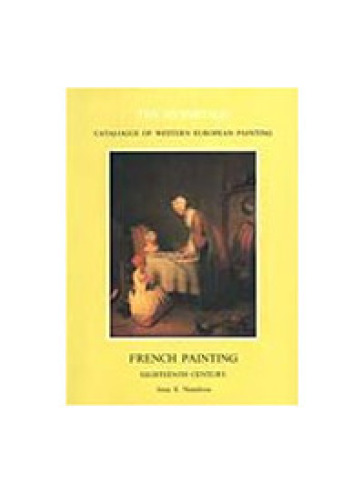 French painting. Eighteenth century