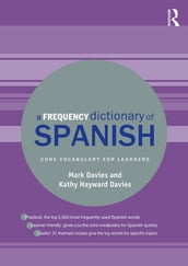 A Frequency Dictionary of Spanish