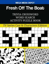 Fresh Off the Boat Trivia Crossword Word Search Activity Puzzle Book