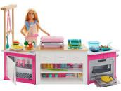 Frh73 Barbie Cucina Da Sogno
