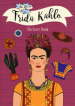 Frida Kahlo stickers book. Ediz. a colori