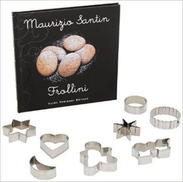 Frollini. Cook'in box. Con gadget - Maurizio Santin |