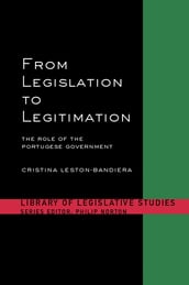 From Legislation to Legitimation